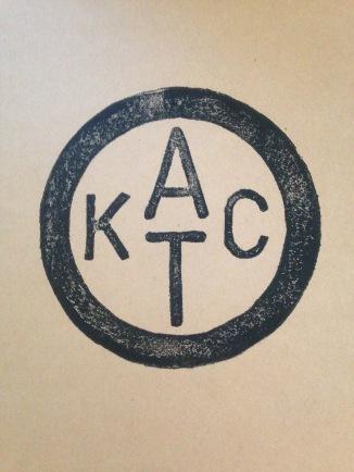 KCAT Block Print Image